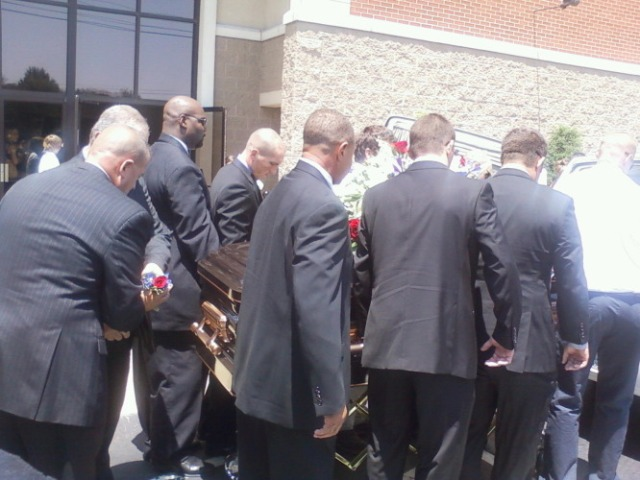 brandon kessinger funeral