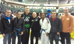 got to meet Carlson Gracie Jr.